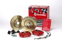 Brembo sada GRAND TURISMO přední Hyundai Santa Fe -- rok výroby 2001>
