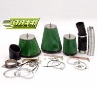 Kit přímého sání Green HYUNDAI ACCENT 1,3L i 12V výkon 63kW (86hp) rok výroby 99-