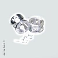 ISOTTA náboj pro montáž sportovních volantů provedení ALU BOXER Hyundai Excel -- rok výroby 86- ** pro vozy bez airbagu