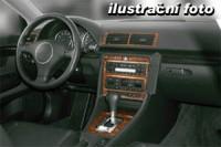 Decor interiéru Hyundai Coupe -všechny modely rok výroby od 09.96 -8 dílů přístrojova deska/ středová konsola
