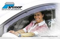 VÝPRODEJ Parimor ofuky předních oken Hyundai GALLOPER -- rok výroby 91-98