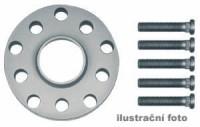 HR podložky pod kola (1pár) HYUNDAI Lantra + Coupé (RD) J-2 rozteč 114,3mm 4 otvory stř.náboj 67,1mm -šířka 1podložky 5mm /sada obsahuje montážní materiál (šrouby, matice)