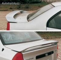 LESTER zadní spoiler s brzdovým světlem 35 LED Hyundai Accent 4dv. -- rok výroby 92-95