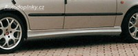 LESTER prahové nástavce Hyundai Accent 3/4/5dv. -- rok výroby 99-2004