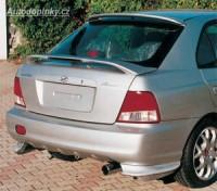 LESTER zadní rohové difusory 2ks Hyundai Accent 3/5dv. od roku výroby 99-