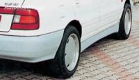 LESTER prahové nástavce Hyundai Lantra -- do roku výroby -95