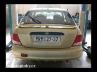 Zadní spoiler křídlo Hyundai Accent -- rok výroby 98-00