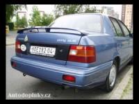 Zadní spoiler křídlo Hyundai Pony -- rok výroby 93-94