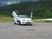 LSD vertikální otevírání předních dveří Hyundai Coupé GK -- od roku výroby 03/02-